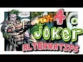 les JOKER ALTERNATIFS !