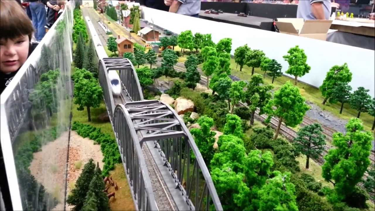 Exhibition Displays Adelaide : Adelaide model railway show favourite exhibits