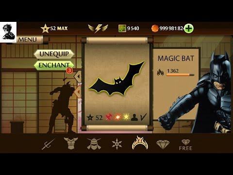 Shadow Fight 2 Magic Bat