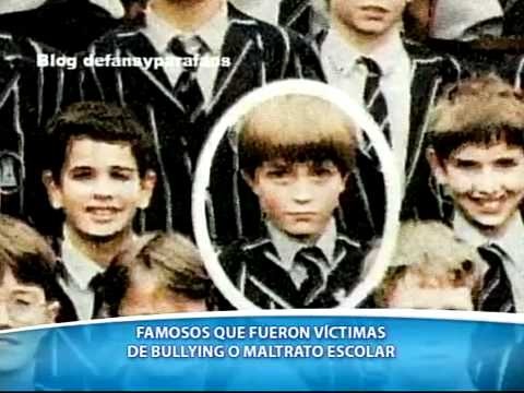 BULLYING EN LOS FAMOSOS