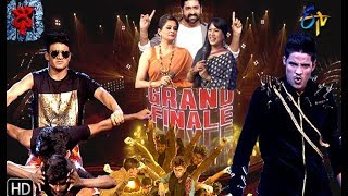 Dhee 10 | Grand Finale | 11th July 2018 | Full Episode | ETV Telugu