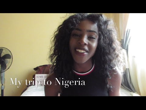 My trip to Nigeria