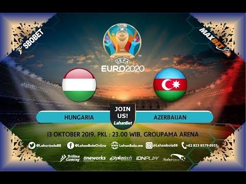 prediksi hungaria vs azerbaijan 13 oktober 2019