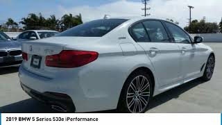 2019 BMW 5 Series Newport Beach CA N190765