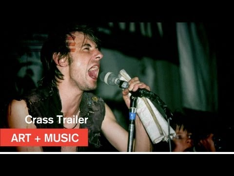 The Art Of Punk - Crass Trailer - Art + Music - MOCAtv