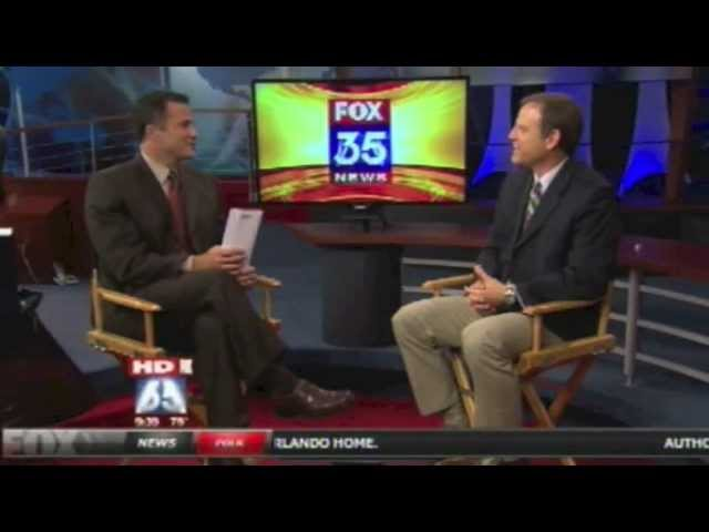 Orlando Family Counselor | Penn State Study on Dads Effect on Teen Self Esteem Fox 35 | Jim West