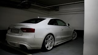 Best Audi exhaust sounds.