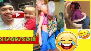 Try Not To Laugh Challenge - NEW Mighty Duck Vine Compilatio Funny Kids Fails Vines compilation 2018