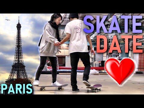 PARIS SKATE DATE