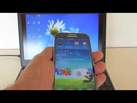 Pasar fotos, música y videos entre PC y Android sin cable USB