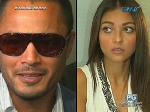 Startalk: Derek Ramsay vs. Mary Christine Jolly!