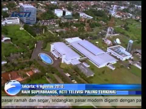 Superbrands Coverage Rcti Seputar Indonesia Pagi 5 Aug 2010 video