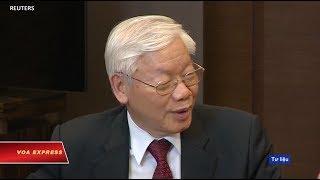 Ông Nguyễn Phú Trọng sắp trở thành Chủ tịch nước (VOA)