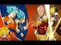 Goku VS Saitama - Part 4 [DragonBall Z Vs One Punch Man] Fan Animation REACTION!!! mp3 indir