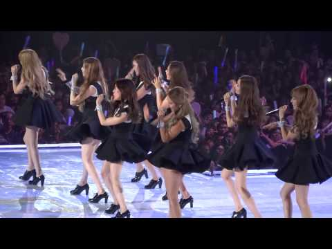 140810 - Snsd - Hoot  M! Countdown Kcon 2014 video