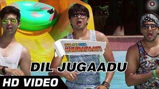 Dil Jugaadu Video Song from Hum Hai Teen Khurafati