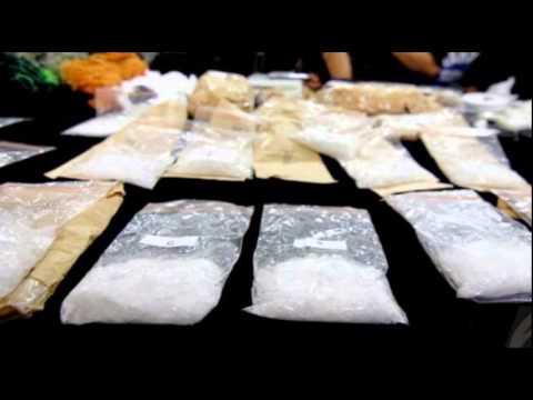 108 Penyelundup Narkoba Internasional Dibekuk di Bandara Soetta