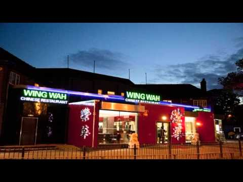 Wing Wah Chinese Buffet Restaurant  Cannock Staffordshire