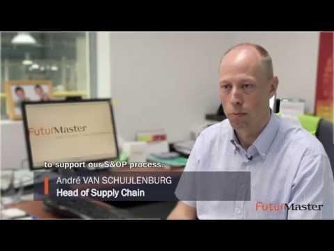 FuturMaster customer testimonial: Asia Pacific Breweries Singapore