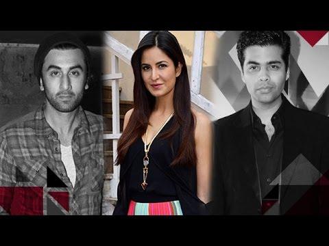 Ranbir Kapoor Cancles The World Tour Trip  With Karan Johar Because Of Katrina Kaif   Bollywood News