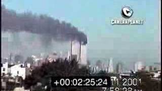 Third plane WTC 911 - never seen