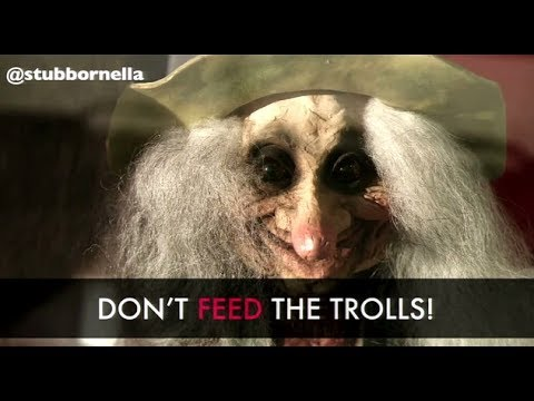 "Fluent 2012: Nicole Sullivan, ""Don t Feed The Trolls"""