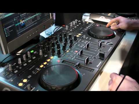 Essai Pioneer DDJ-T1 - MixMove 2011