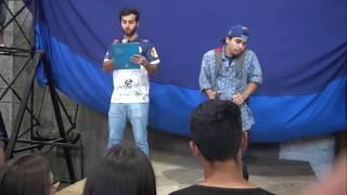 Tarefa 118 - Gincana é uma caixinha de surpresas | Equipe Azzurra Gincataí 2018
