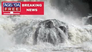 Imminent Dam Failure Possible in Lynchburg, VA - LIVE BREAKING NEWS COVERAGE