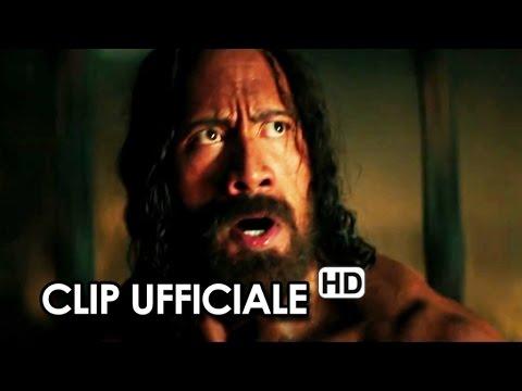 HERCULES - Il Guerriero Clip Ufficiale Il mio fato (2014) HD