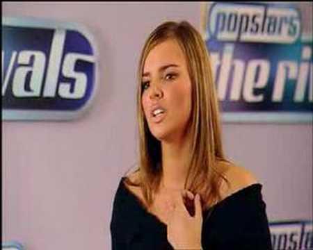 PSTR - Nadine Coyle - Audition