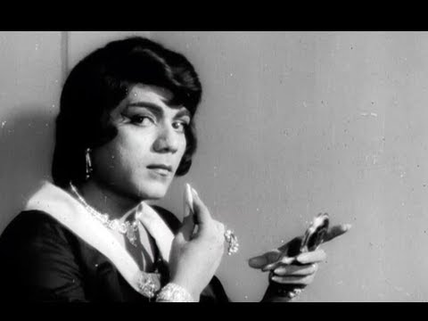 Mehmood as a Hot Indian Model - Superhit Classic Comedy Scene...