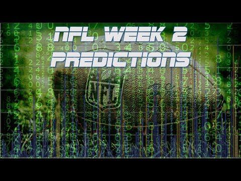 SnEaKy P's Week 2 NFL Predictions(Plus Talk of Week 1 Picks) Using Madden 18!