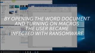 Mã độc Ransomware tấn công bạn như thế nào?