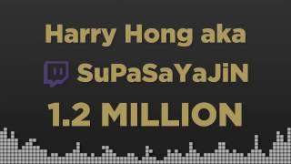 NES TETRIS NEW WORLD RECORD 1.2 MILLION BY HARRY HONG