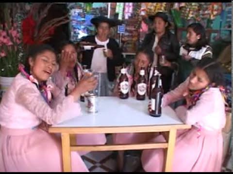 chicas rosas y claveles - CERVECITA