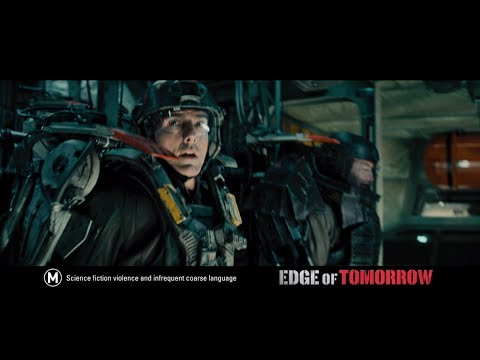 Edge Of Tomorrow (2014) Live Die Repeat Clip [HD]