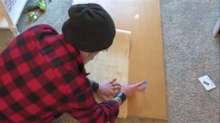Do It Yourself Wood Grain Doors $6.99 each No Sanding No Staining