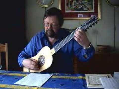 Francesco Corbetta: Prelud - Baroque guitar
