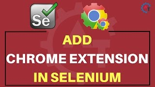How to Add Chrome Extension In Selenium at Runtime