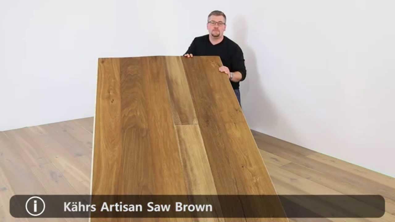 k hrs parkett eiche artisan earth youtube. Black Bedroom Furniture Sets. Home Design Ideas