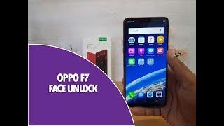 Oppo F7 Face Unlock- How Fast is it?