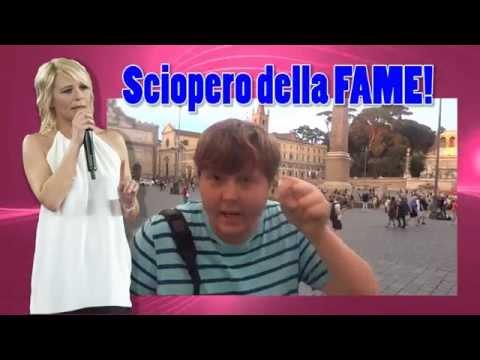 Maria de Filippi Rispondimi! – Niki Giusino Sciopero della Fame