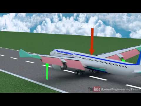 Bagaimana Airplanes (Pesawat Terbang) – Terbang