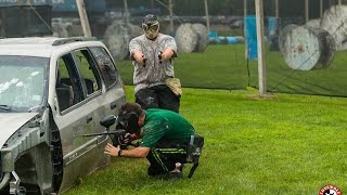Magfed Paintball: TiPX Duel. 1 on 1