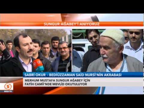 Mustafa Sungur Ağabeyi rahmetle anıyoruz..