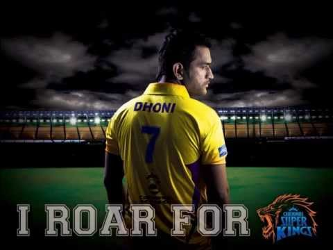Original Whistle Podu full song - Chennai Super Kings - High...
