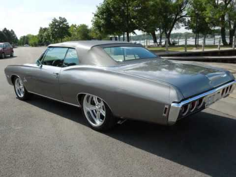 1968 Chevrolet Impala Convertible Youtube