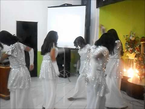 Coreografia é tempo de voltar- Grupo de Coreografia Yeshua...