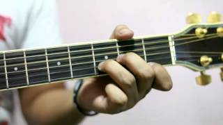 AfganTerima Kasih Cinta Guitar Cover